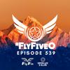 Simon Lee Alvin - Fly Five-O 539 2018-05-13 Artwork