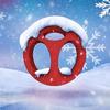 Edele Andaya Peach Christmas Virtual Rave