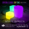 Space Garden - Crystal Clouds Top Tens 291 2017-09-23 Artwork