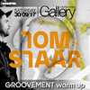 Brana K - GROOVEMENT (Warm Up Mix for Tom Staar in Gallery) 2017-09-21 Artwork