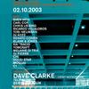 Chris Liebing @ 'Timewarp Nord', Messe (Hannover) - 02.10.2003