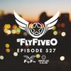 Simon Lee Alvin - Fly Five-O 527 2018-02-18 Artwork