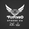 Simon Lee Alvin - Fly Five-O 516 2017-12-03 Artwork