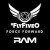 RAM - Fly Five-O Force Forward 2018-01-12 Artwork