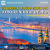 Aero21 & David Surok - The Crystal Clouds Show 099 2017-02-05 Artwork
