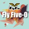 Simon Lee Alvin - Fly Five-O 495 2017-07-09 Artwork