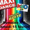 BACK TO M40 (105.9 FM) VOL.2 - MAXI DANCE 1994
