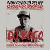 India COVID-19 Relief - DJ Koco [15-05-2021]
