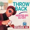 Throwback Radio #85 - John Cha (90's Classic Hip Hop)