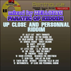 Up Close And Personal Riddim (penthouse records 1998) Mixed By MELLOJAH FANATIC OF RIDDIM