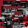 Boxout Wednesdays 021.2 - Stalvart John [02-08-2017]