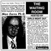 The Waiting Room 019 - GIRLS NIGHT OUT [19-09-2019]