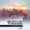 Lucas Steve - Skyline Sessions 059 2018-02-16 Artwork