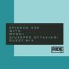 Myon & Giuseppe Ottaviani - Ride Radio 039 2017-12-15 Artwork