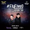 Simon Lee Alvin - Fly Five-O 500 2017-08-13 Artwork