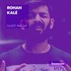 Guest Mix 041 - Rohan Kalé [25-07-2017]