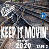 Dj Droppa - Keep it movin' 2020 (tape 2)