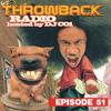 [Download] Throwback Radio #51 - DJ Blue (Hip Hop Party MIx) MP3