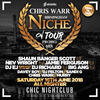 Niche @ Chic Nightclub Birmingham (Saturday 16th June 2018) Promo Mix by Chris Warr