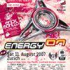 DJ Tatana @ Energy 07, Zürich - 11.08.2007