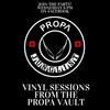 [Download] Jungle Classics Vinyl Mix DJ Rap Propa Vault Sessions show 1 MP3