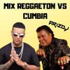 MIX REGGAETON VS CUMBIA - ARIZ DJ
