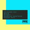 Myon & Marcus Santoro - Ride Radio 021 2017-08-08 Artwork
