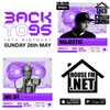 Majestic - Live @ Fabric for BackTo95 18th Birthday - High Quality recording