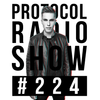 Nicky Romero - Protocol Radio 224 2016-11-26 Artwork