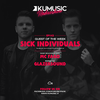 Glazersound & SICK INDIVIDUALS - Kumusic Radio Show 142 2016-10-04 Artwork