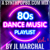 80's Dance Music Playlist Mix - Vol.1 (56 Min) By JL Marchal (Synthpop 80 : www.synthpop80.com)
