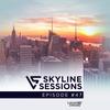 Lucas Steve - Skyline Sessions 047 2017-11-24 Artwork