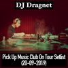 Pick Up Music Club On Tour Setlist (20-09-2019)