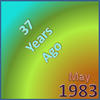 37 Years Ago =May 1983= (part 2)