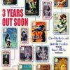 Lady Aïda @ '3 Years Out Soon', Cherry Moon (Lokeren) - 03.11.1995
