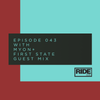 Myon & First State - Ride Radio 043 2018-01-20 Artwork