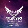 Simon Lee Alvin - Fly Five-O 543 2018-06-10 Artwork