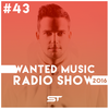 Sem Thomasson - Wanted Music Radio Show (Week 43) 2016-12-22 Artwork