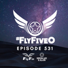 Simon Lee Alvin - Fly Five-O 531 2018-03-18 Artwork