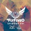 Simon Lee Alvin - Fly Five-O 551 2018-08-05 Artwork