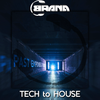 Brana K - Tech to House (Mix 2017) 2017-06-26 Artwork
