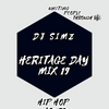 Heritage Day 2019 Mix