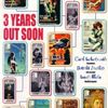 Electric Indigo & Lady Aïda @ '3 Years Out Soon', Cherry Moon (Lokeren) - 03.11.1995
