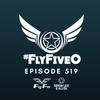 Simon Lee Alvin - Fly Five-O 519 2017-12-24 Artwork