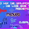 CARDIO MIX GRUPOS DE LOS 80S Y 90S AGOSTO 2020 DEMO-DJSAULIVAN