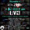 DJ Alexy Live Stream - Zoom Zouk Fest - 5.04.20 for Zouk My World Radio