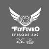 Simon Lee Alvin - Fly Five-O 522 2018-01-14 Artwork
