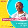 Militant Tee Friday Night Boomblast - 18 Dec 2020