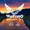 Simon Lee Alvin - Fly Five-O 535 2018-04-15 Artwork