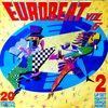 EUROBEAT - Volume 6 (90 Minute Non-Stop Dance Remix) (2LP Set) 1989 Various Artists 80s